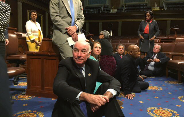 Democrats wind down gun protest after occupying U.S. House