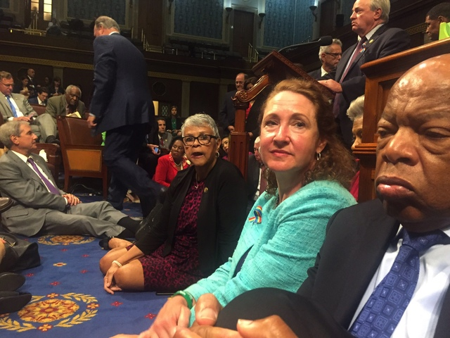 us-house-democrats-hold-sit-in-demanding-gun-control-vote-republicans-move-to-shut-down