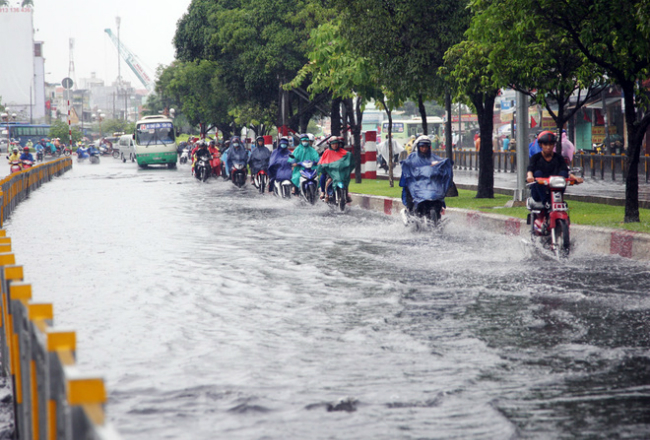 hcm-city-pumps-450-million-into-flood-prevention-project