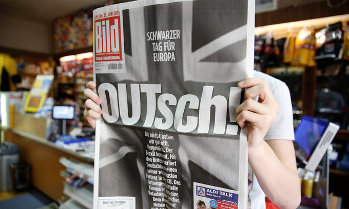 Goldman sees post-Brexit UK recession; cuts EU, U.S. growth views