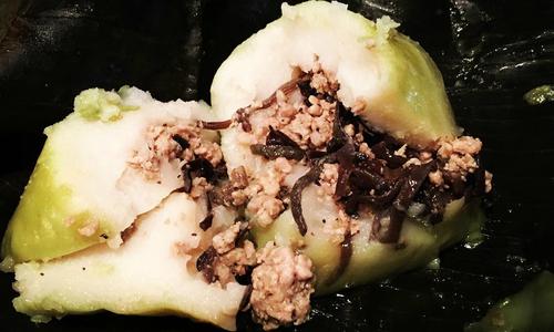 Hanoi's banana-leaf-wrapped wonder