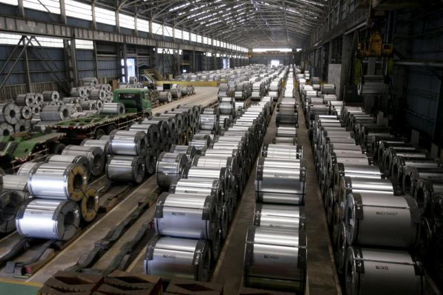 China threatens WTO case over U.S. steel duties