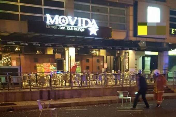Grenade attack on Malaysian pub wounds 8, police rule out terrorism