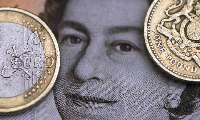 Sterling, euro win reprieve but sentiment remains fragile