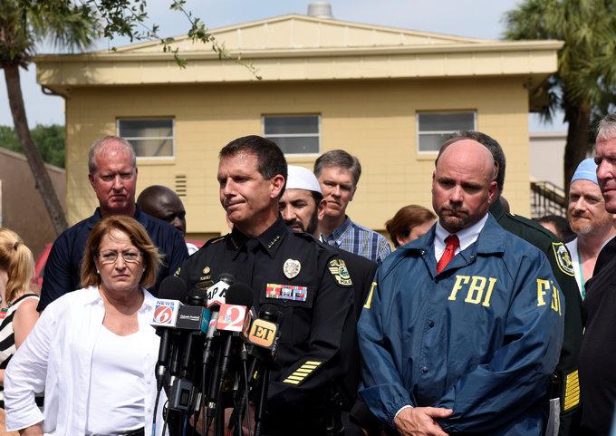 Fresh details spur debate on police response to Orlando massacre