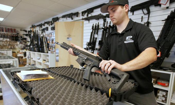 U.S. House reignites gun-control debate with planned vote