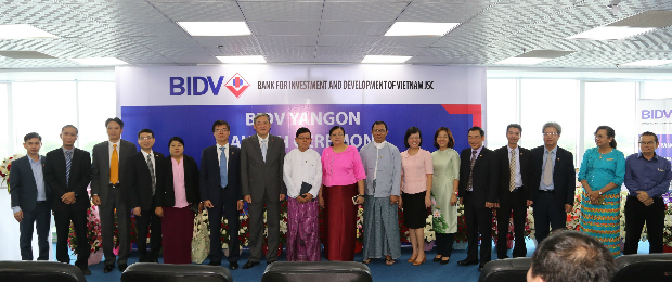 bidv-becomes-first-bank-in-asean-to-open-branch-in-myanmar