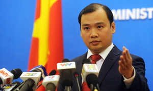 "China's drill ""seriously violates Vietnam's sovereignty"": Foreign Ministry"
