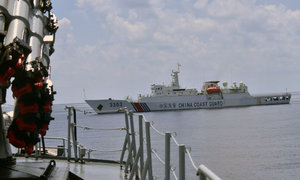 Chinese paper says should prepare for 'South China Sea' armed clash