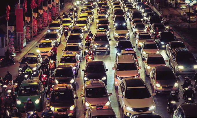 Car imports still face red light after Vietnam refuses to budge on legislation