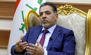 Iraq's interior minister resigns after massive Baghdad bomb attack