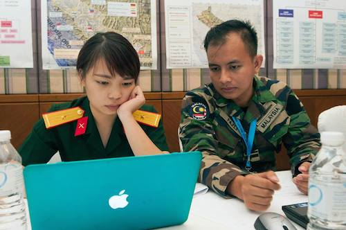 vietnamese-female-soldiers-to-join-forces-with-un-peacekeepers
