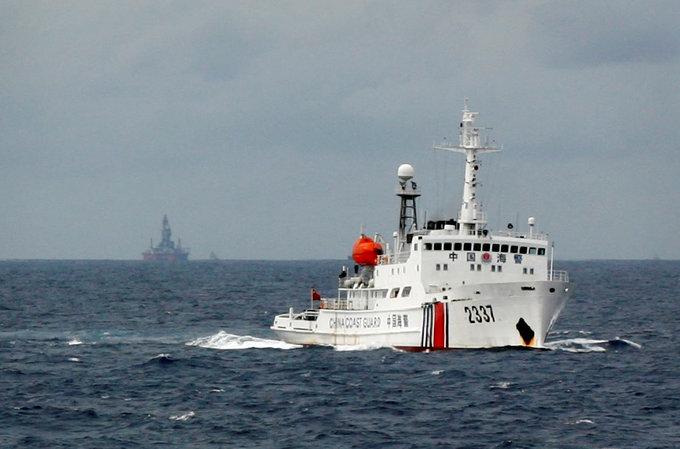China warns U.S. on sovereignty ahead of 'South China Sea' ruling