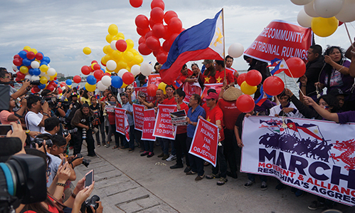 Vietnamese community in Philippines welcomes the Hague tribunal's ruling