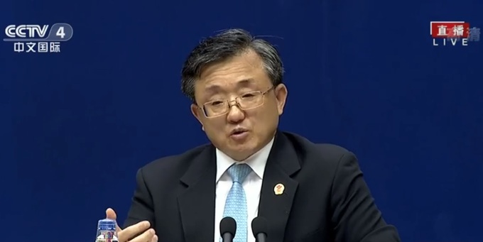 China says has right to set up air defense zone in South China Sea
