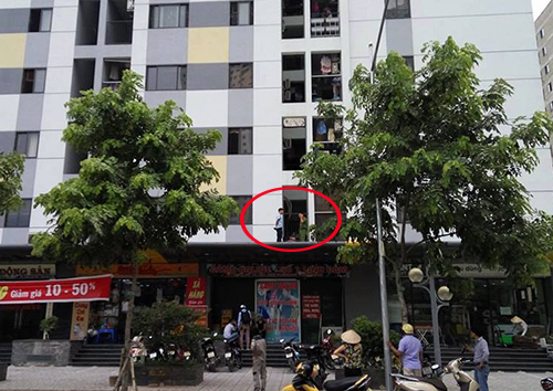 6-year-old boy falls to death from high-rise building in Hanoi