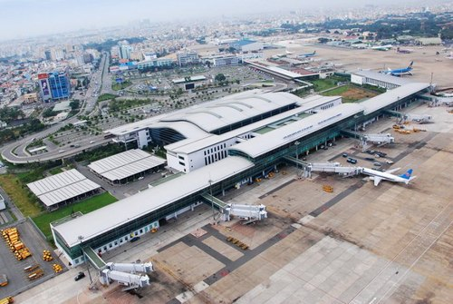 Photo courtesy of Airports Corporation of Vietnam