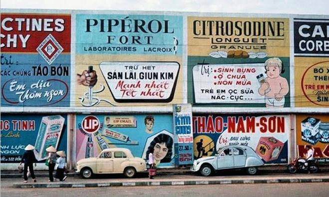 Saigon of the past: Downright bizarre vintage adverts
