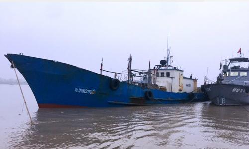 Vietnam seizes Thai vessel carrying 260,000 liters of illegal gasoline