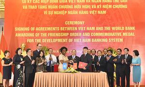 Vietnam, World Bank sign loan agreements totaling $371 million