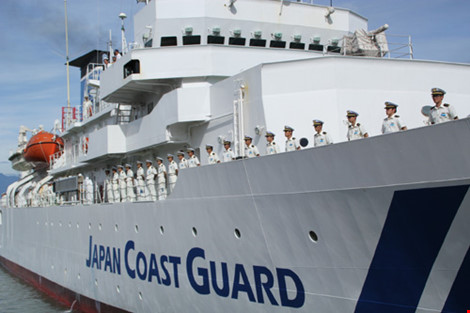 japanese-coast-guard-ship-visits-vietnams-central-city