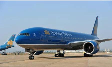 Laser beams threaten Vietnam Airlines planes again