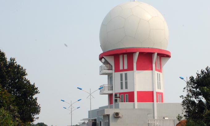 Vietnam has an eye on the sky with new radar station
