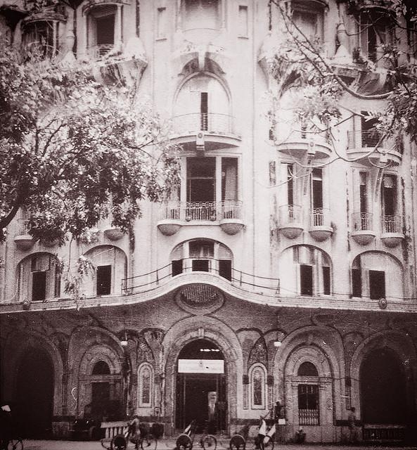 SAIGON - Hotel Majestic in 1940