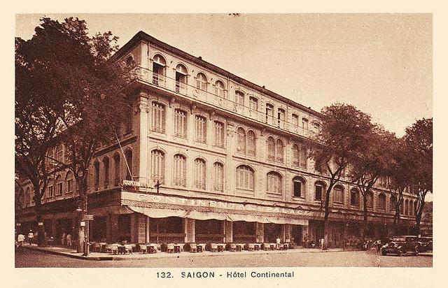 SAIGON - Hôtel Continental