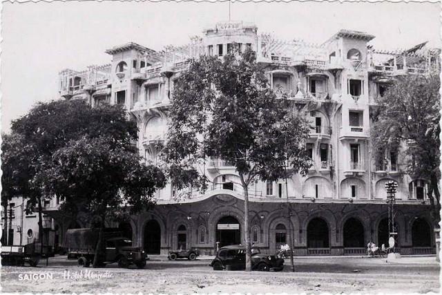 Saigon - Hôtel Majestic