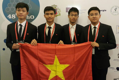 vietnamese-students-strike-gold-at-international-chemistry-contest