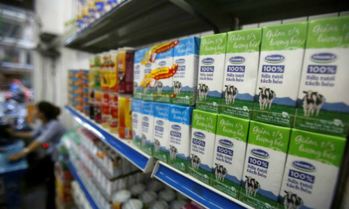 Vietnam dairy giant on global expansion path