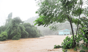 11 dead or missing as flash floods hit northern Vietnam