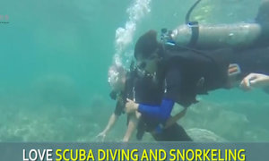 Diving 'instructors' out of their depth in Nha Trang