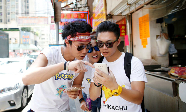 Pokemon Go comes to Vietnam