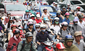 Honda rakes in $3 billion in motorbike-dominated Vietnam