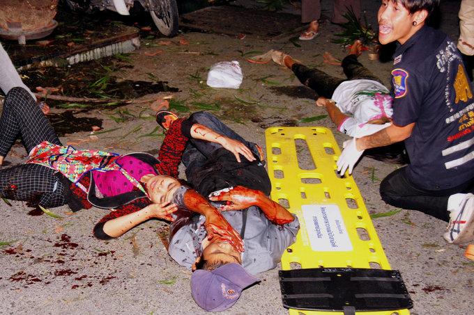 Thai authorities had intelligence of pending attacks