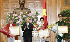 Vietnam's Olympic hero refuses prestigious state title