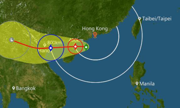 Vietnam braces for third storm of typhoon season