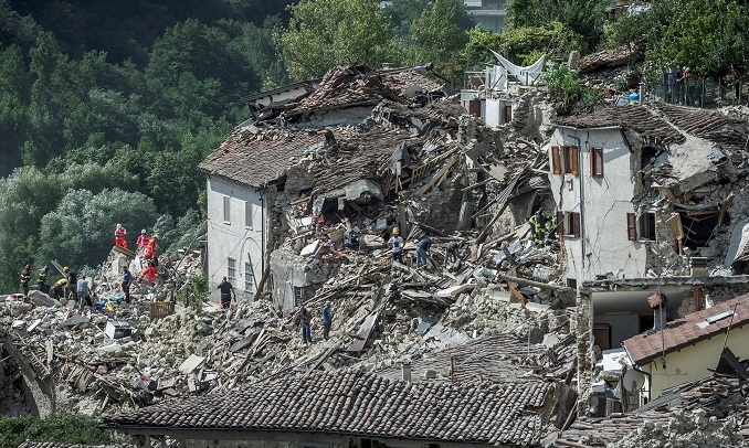 Italy quake kills 159 as rescuers race to find survivors