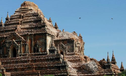 Myanmar weighs damage after earthquake rattles Bagan pagodas