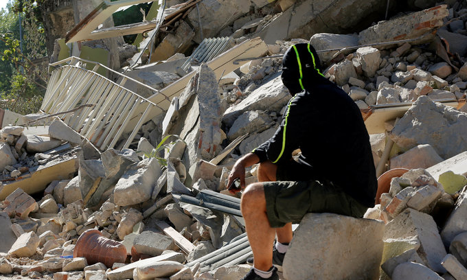 Italy quake toll rises to 267
