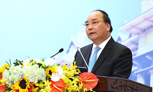Vietnams Prime Minister Nguyen Xuan Phuc. Photo by VnExpress/Giang Huy