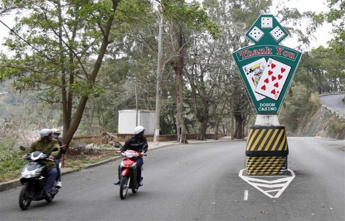 Vietnam unwavering on casino ban for locals