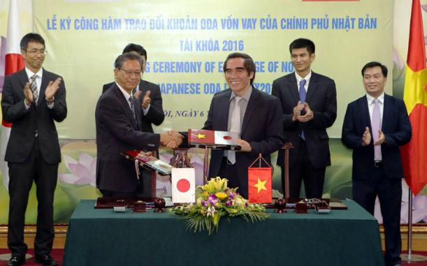 japan-provides-106-million-in-oda-for-vietnam