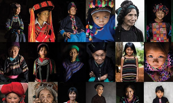 The beautiful cultural legacy of Vietnam's fading ethnic minority groups