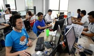 Vietnam's 'Silicon Valley' sparks startup boom