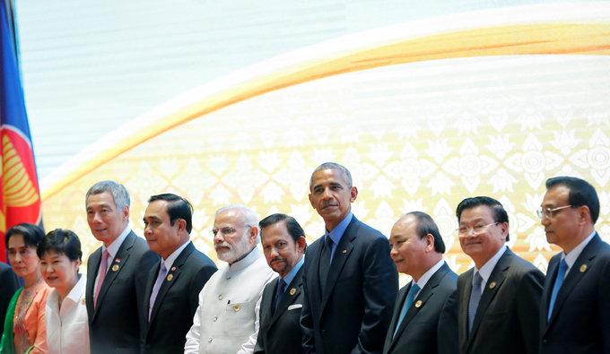 Obama warns China over South China Sea ruling