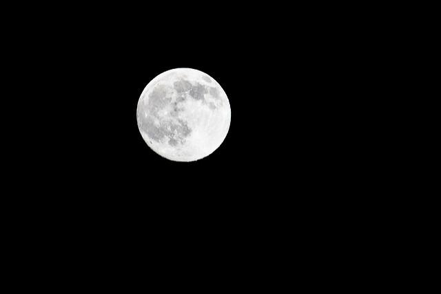 Mid-Autumn Festival Full Moon by Tom Thai. CC BY 2.0