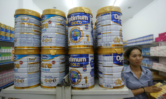 Vietnam to divest from dairy giant Vinamilk in privatization push